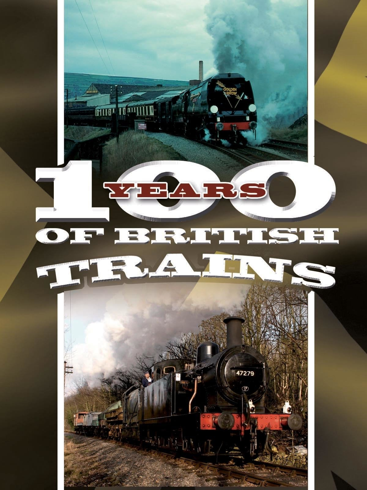 100 Years of British Trains on FREECABLE TV
