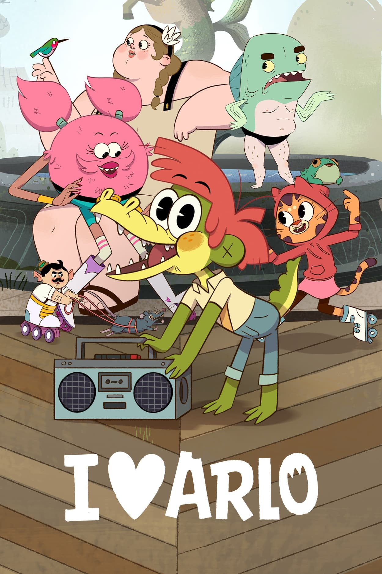 I Heart Arlo TV Shows About Sea