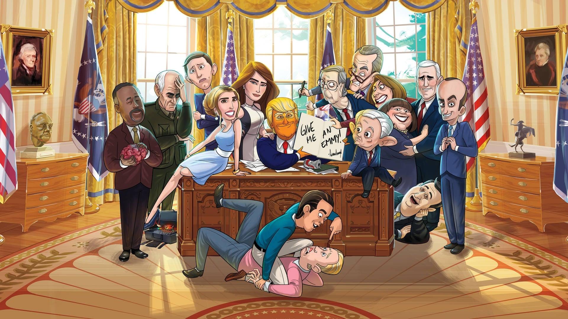 Our Cartoon President Watch Online Full Episode HD ...