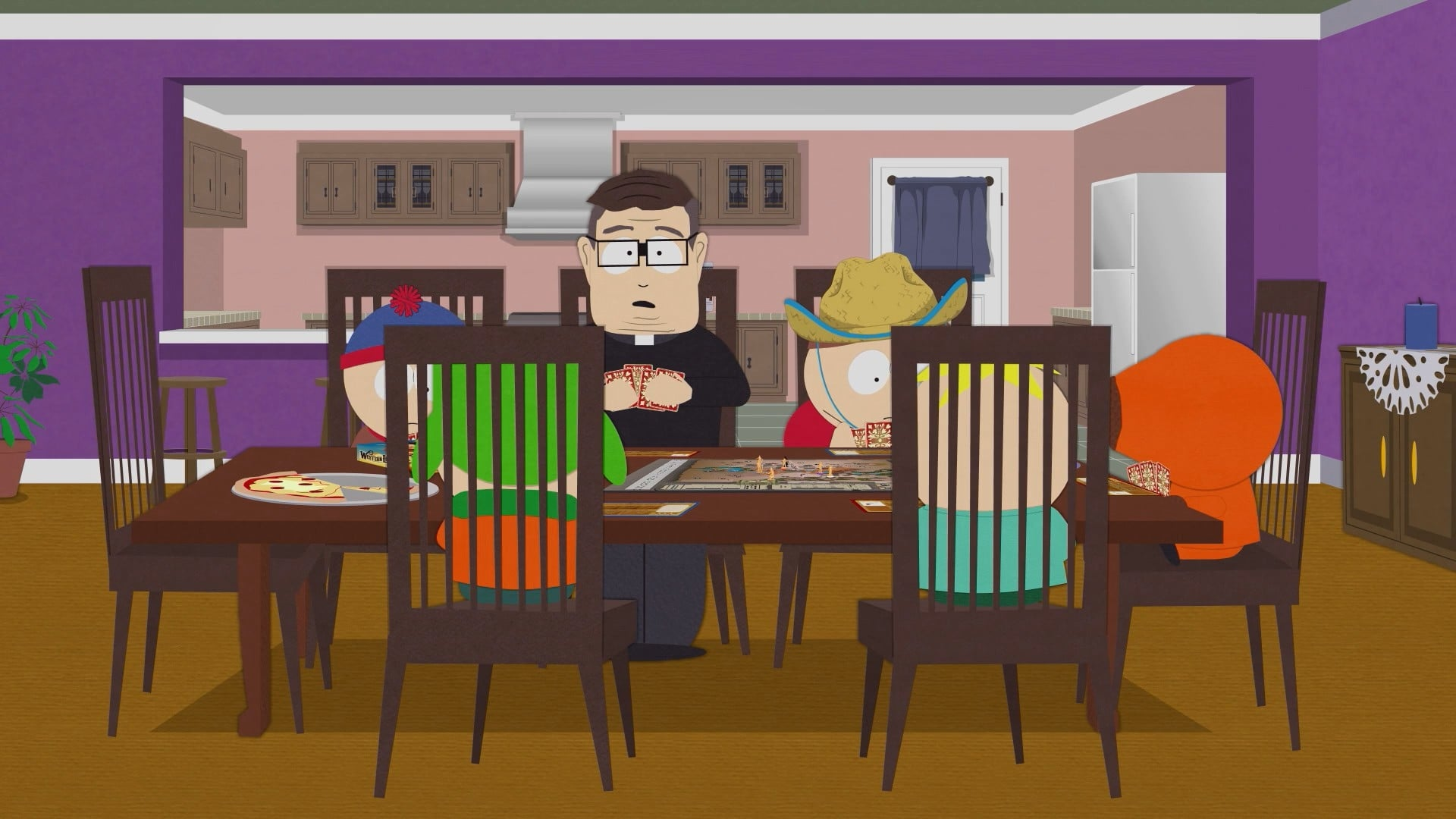South Park Season 22 :Episode 2  A Boy and a Priest
