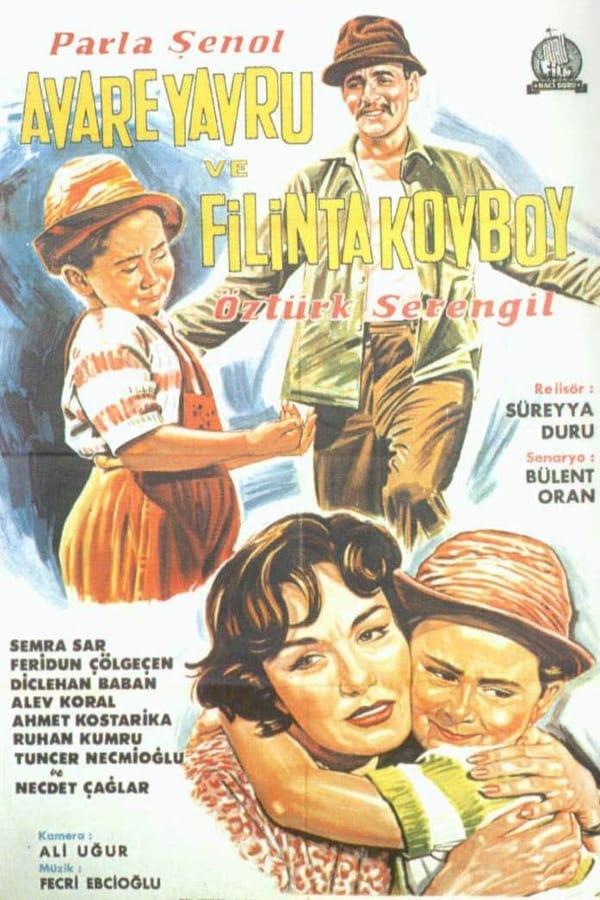 Ver Avare Yavru ve Filinta Kovboy Online HD Español (1964)