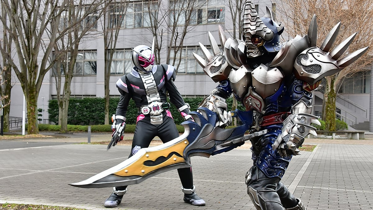 Kamen Rider Season 29 :Episode 29  Blade Joker!? 2019