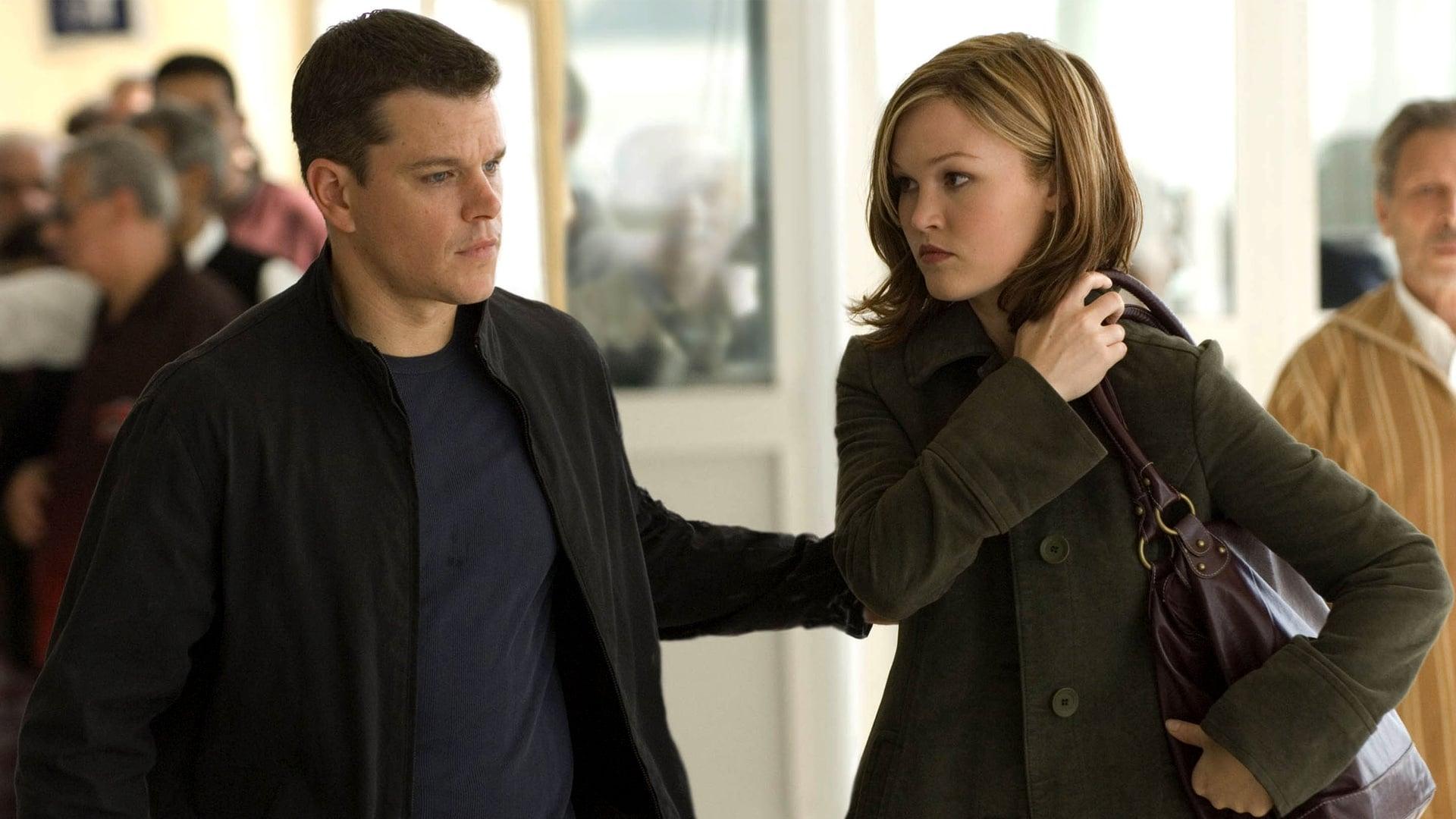 The Bourne Ultimatum - Cast and Crew