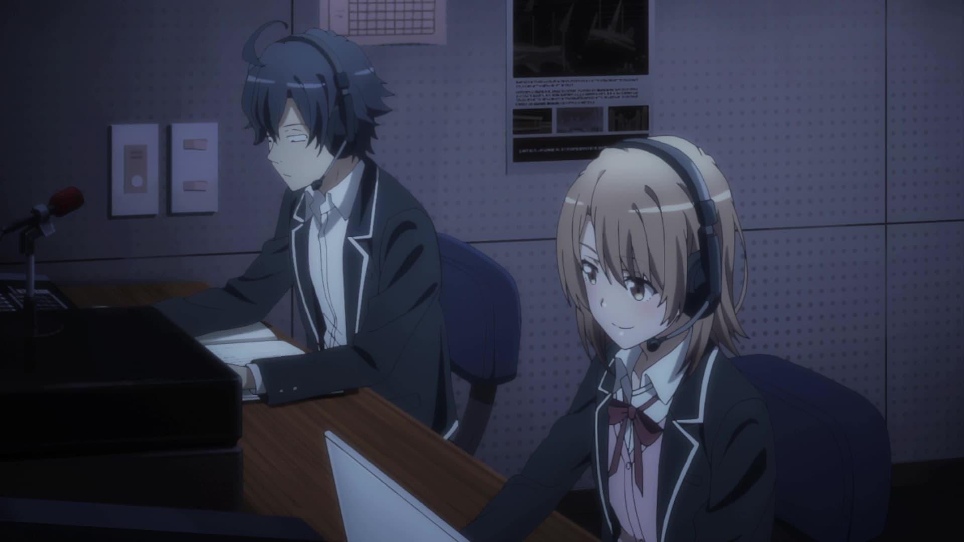 My Teen Romantic Comedy SNAFU Season 3 :Episode 10  Gallantly, Shizuka Hiratsuka Moves Forward