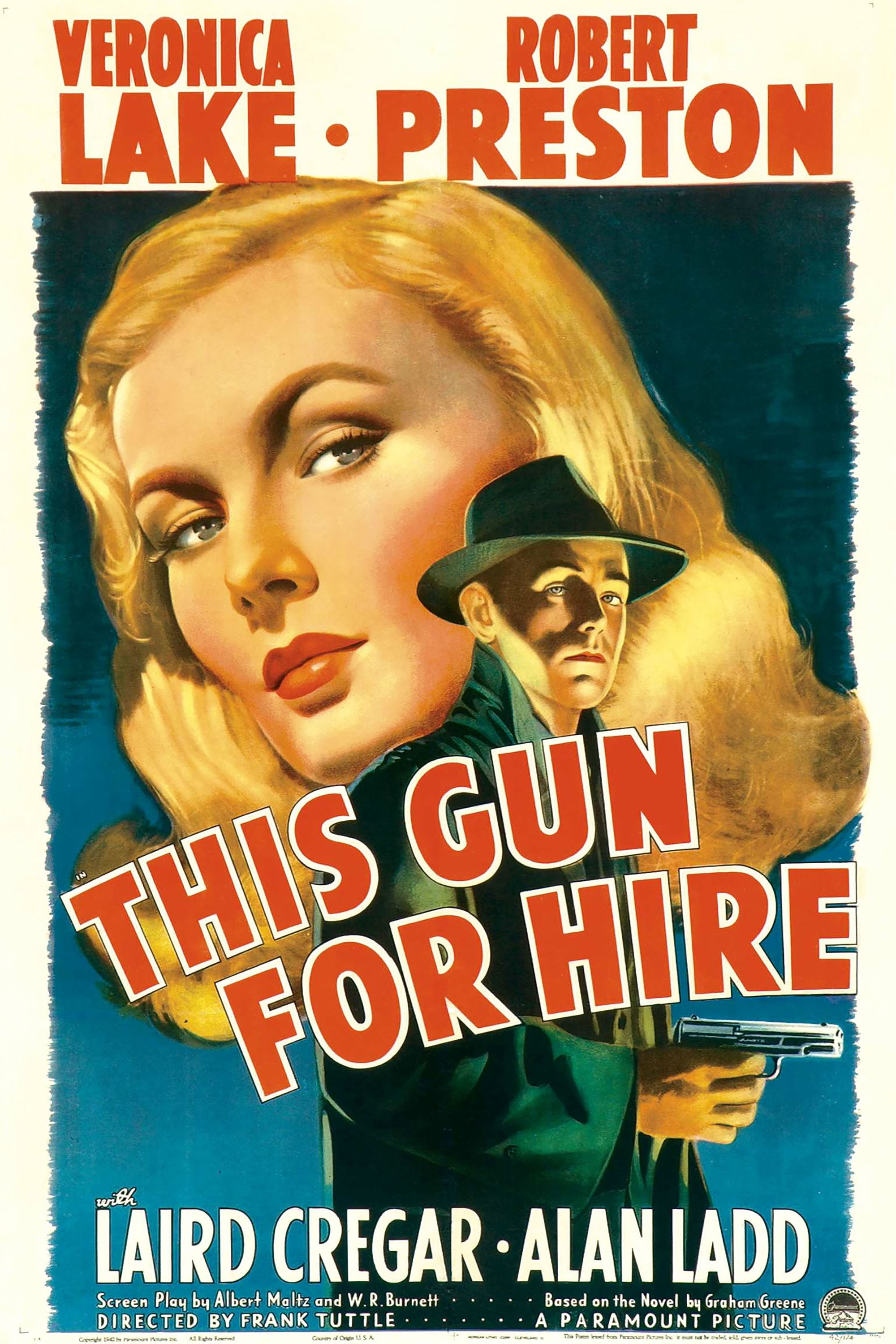 Watch This Gun for Hire Online