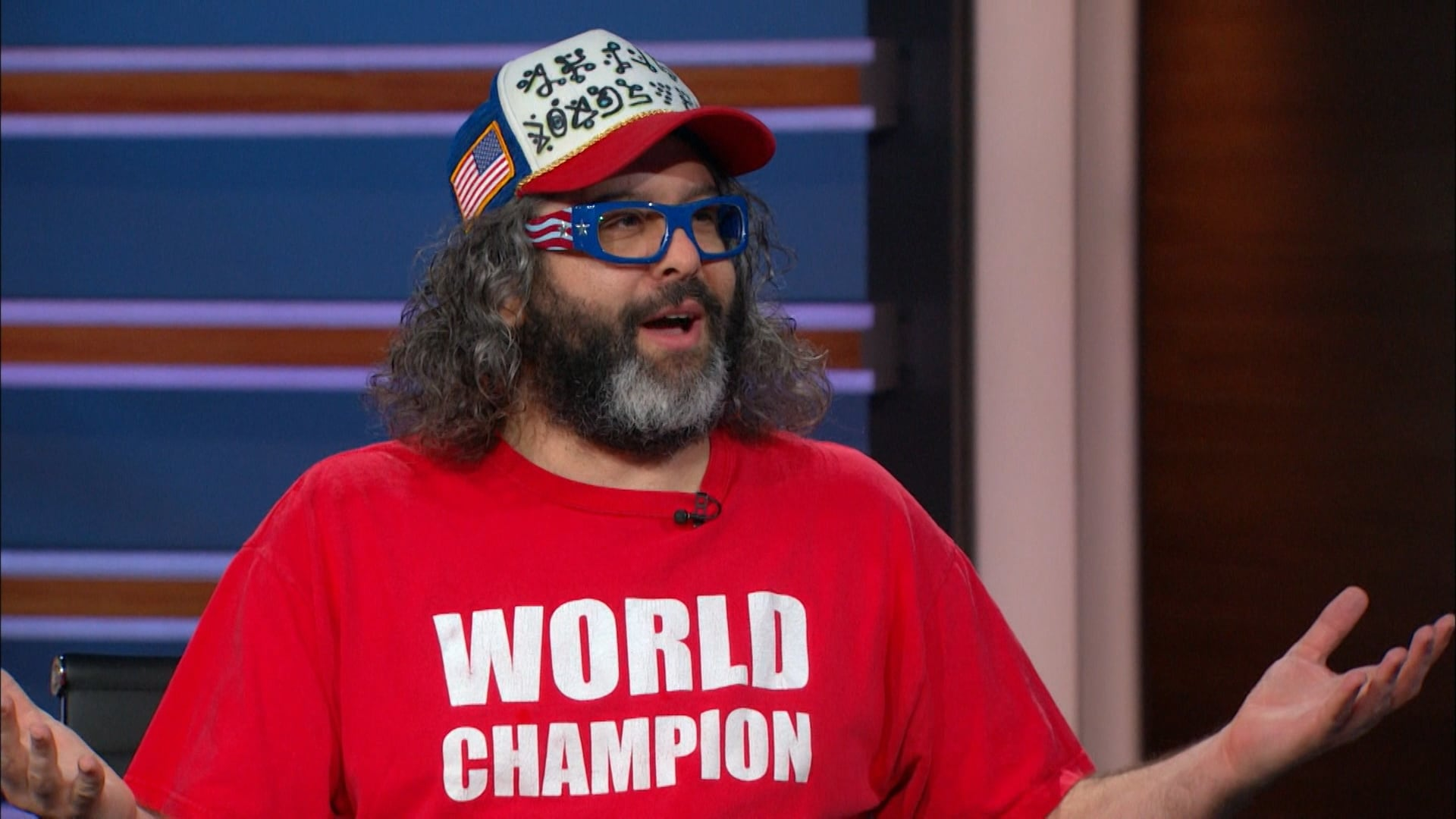 The Daily Show with Trevor Noah Season 21 :Episode 14  Judah Friedlander