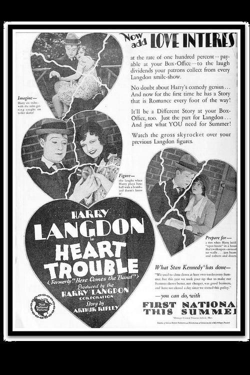 Ver Heart Trouble Online HD Español (1928)