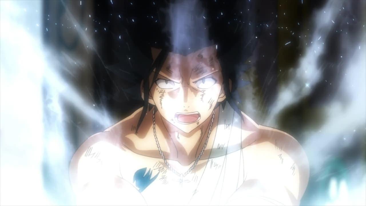 Fairy Tail Season 8 :Episode 38  Gray's Trumpfkarte