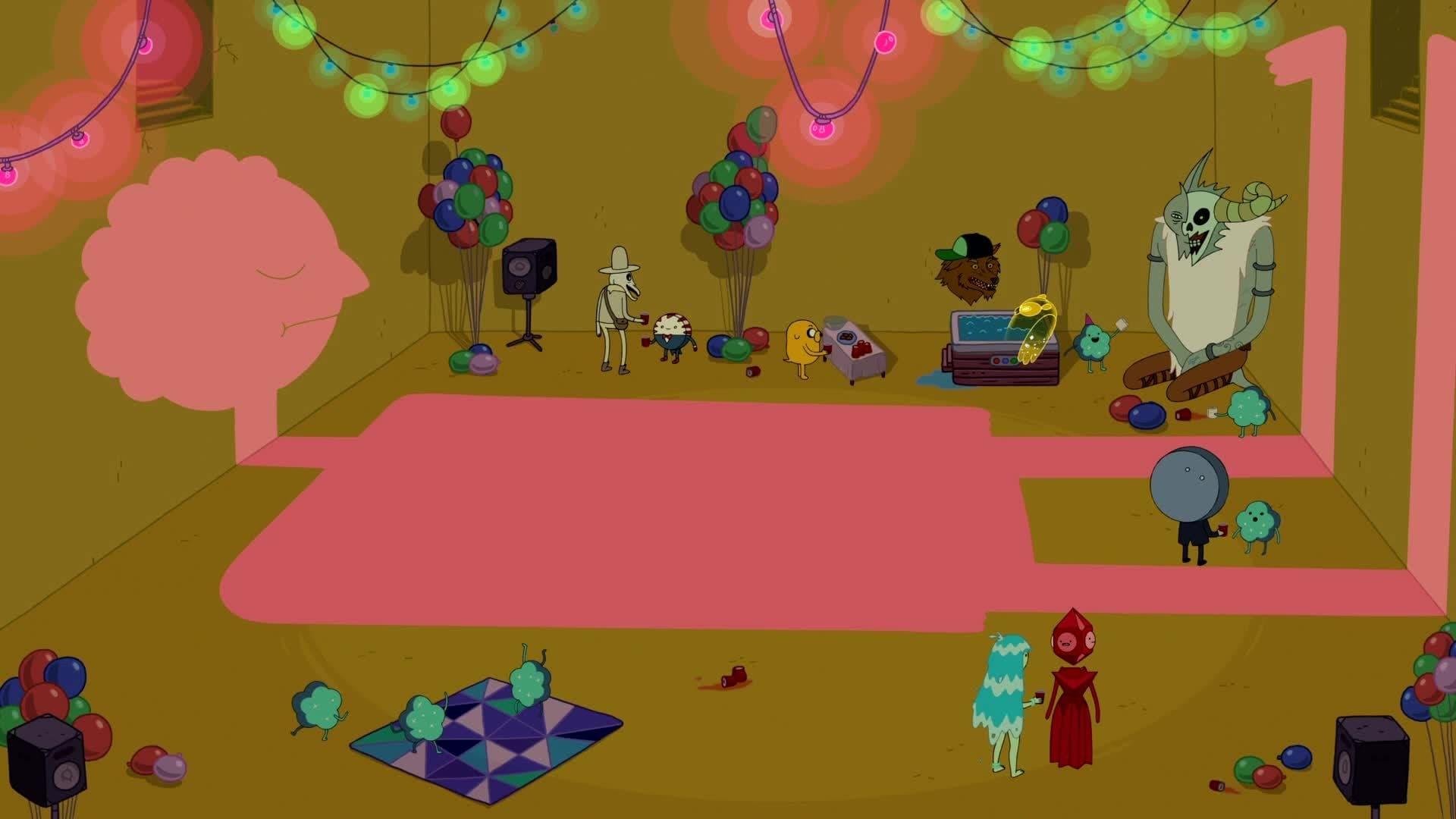 Adventure Time - T6E01 - Wake Up [Sub  Español] - HardSubCafe