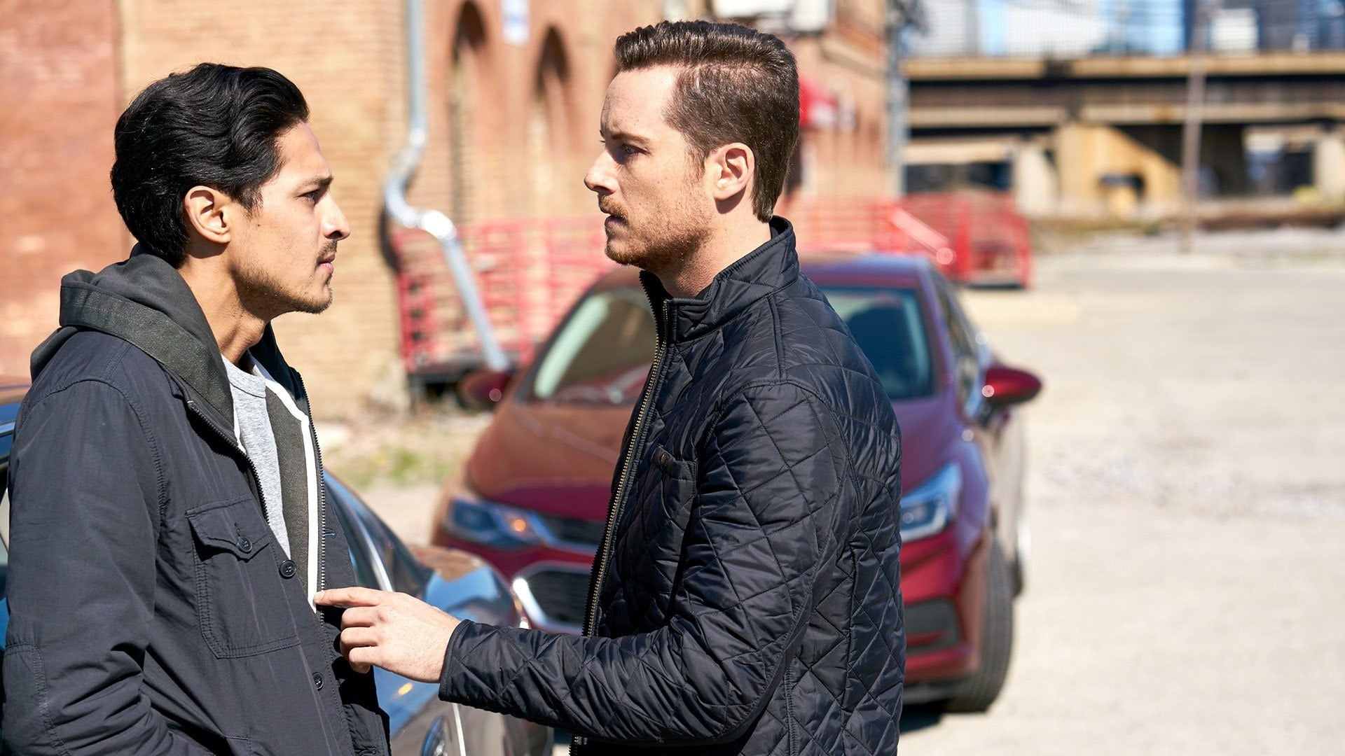 Chicago P.D. Season 5 :Episode 7  Care Under Fire