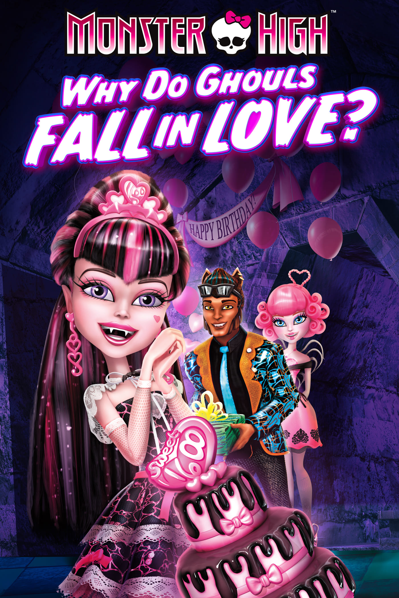 Monster High: Why Do Ghouls Fall in Love? (2011)