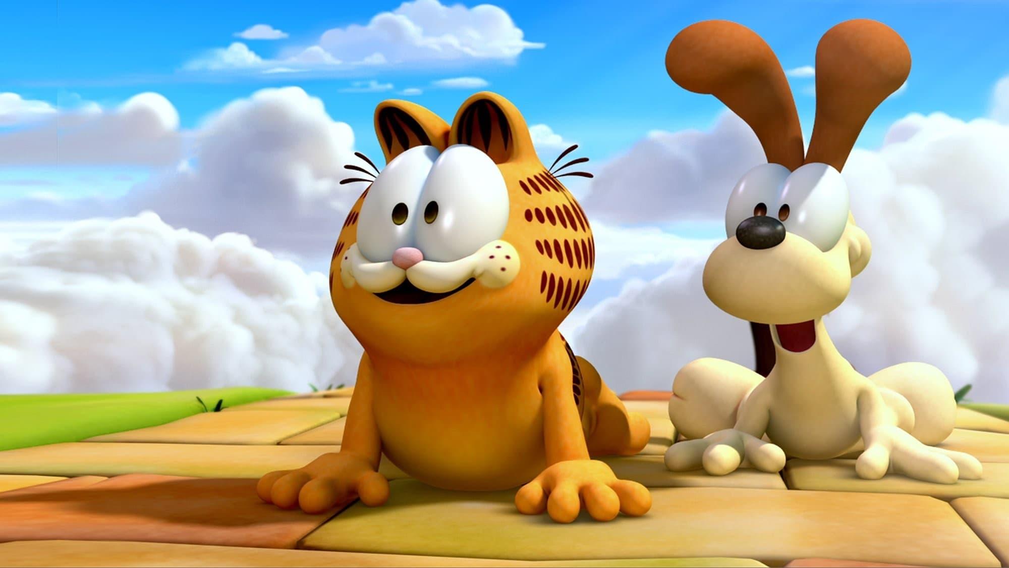 Garfield, Champion du rire (2008)