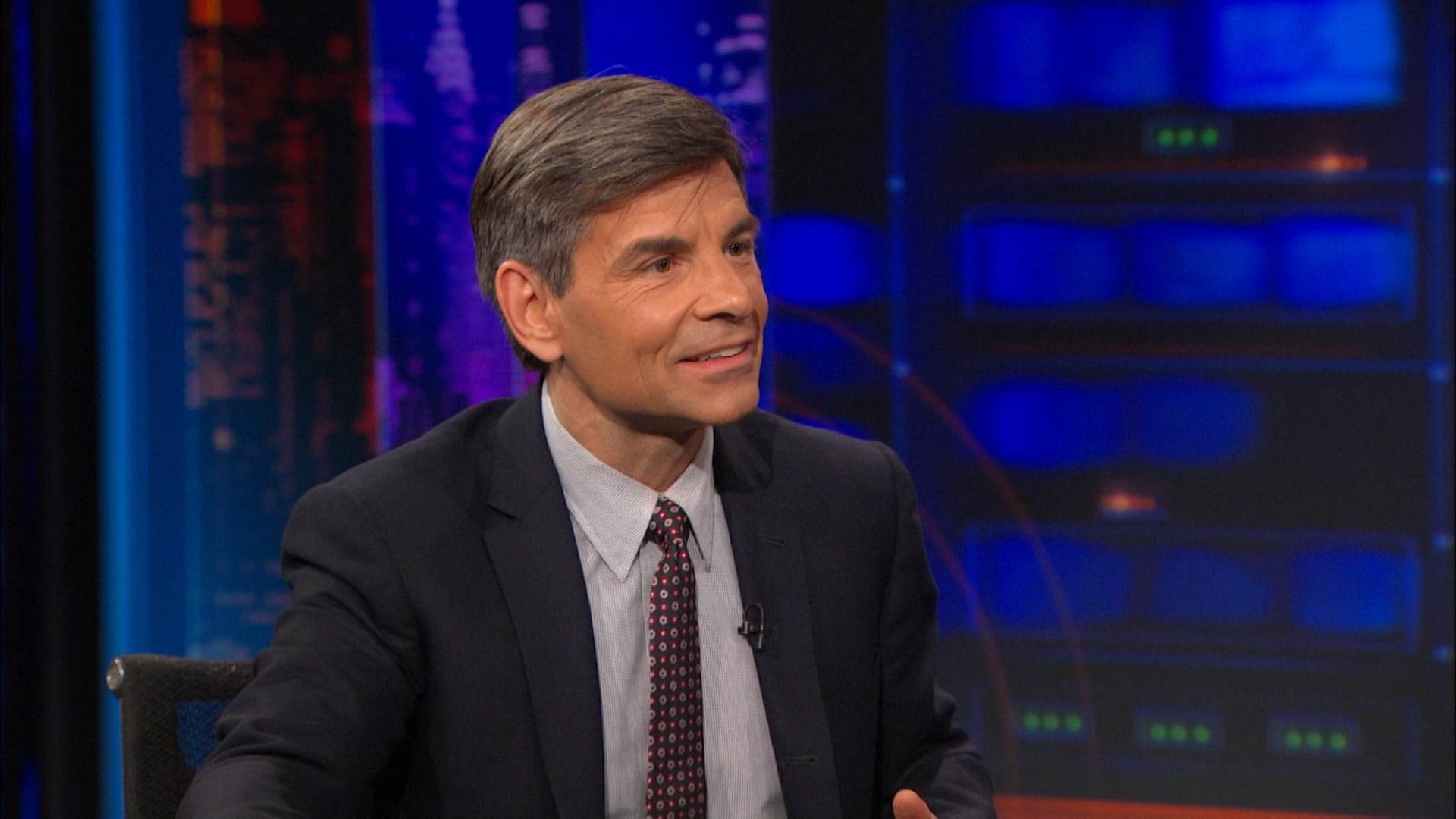 The Daily Show with Trevor Noah Season 20 :Episode 97  George Stephanopoulos