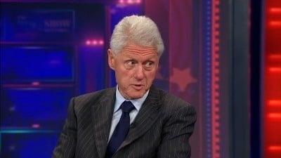 The Daily Show with Trevor Noah Season 17 :Episode 154  Bill Clinton