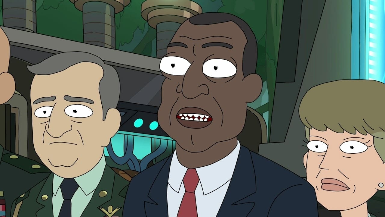 Rick and Morty Season 3 :Episode 10  The Rickchurian Mortydate