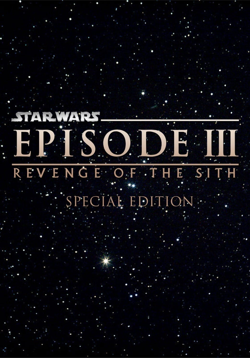 Star Wars Episode III: Revenge of the Sith Special Edition (2017)