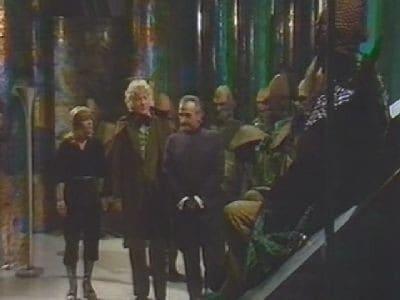 Doctor Who Season 10 :Episode 13  Frontier in Space, Episode Five