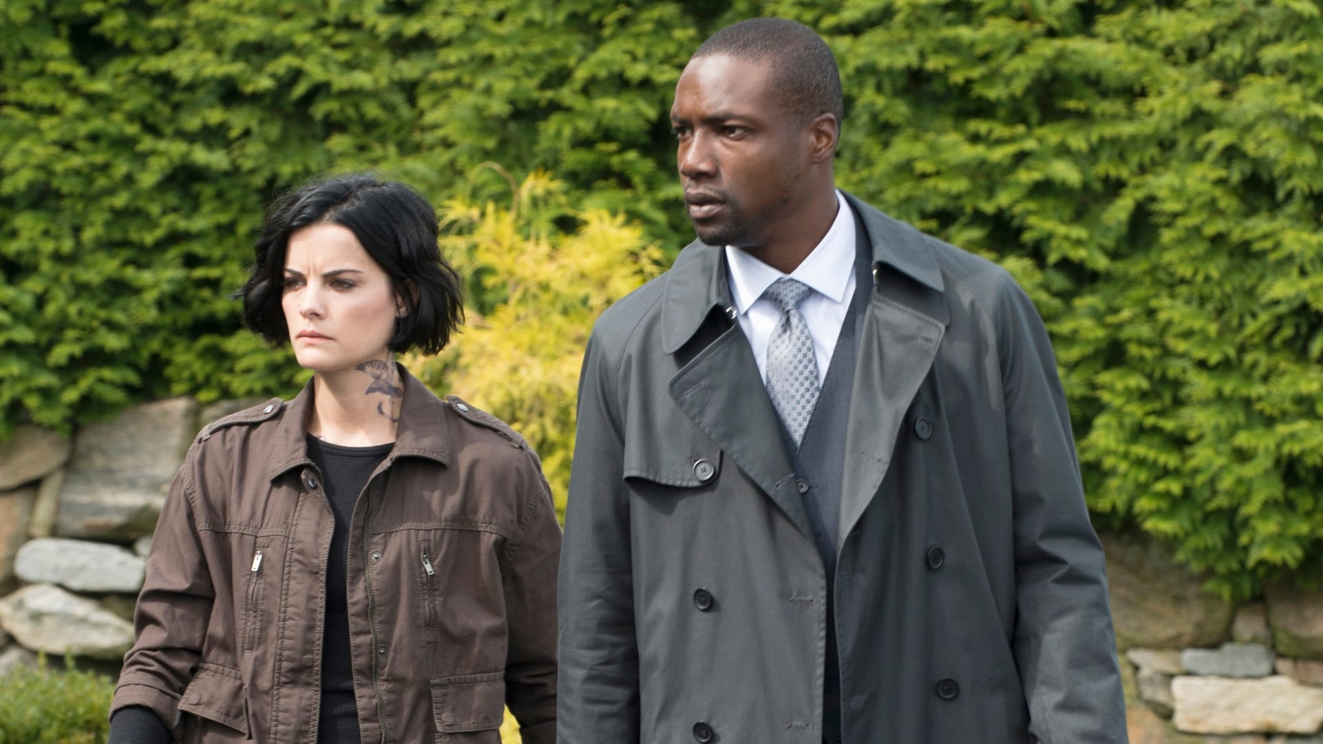 Blindspot Season 1 :Episode 8  Persecute Envoys