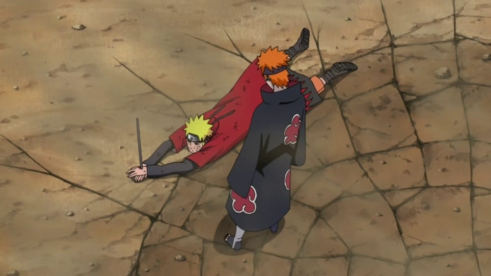 Naruto Shippūden Season 8 :Episode 165  Nine-Tails, Captured!