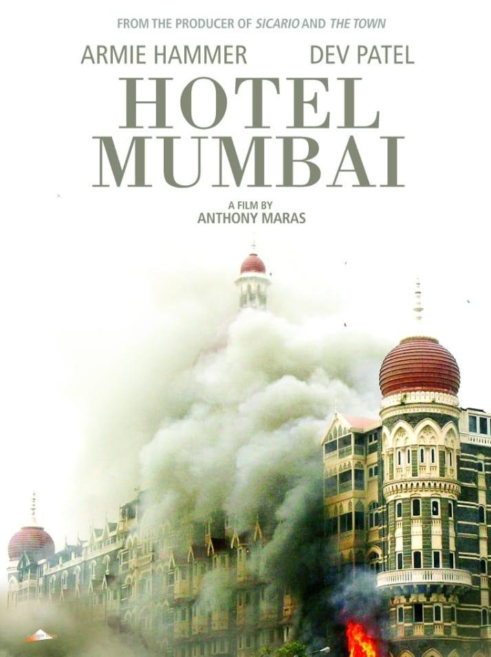 Hotel Mumbai El Atentado (2018) LATINO