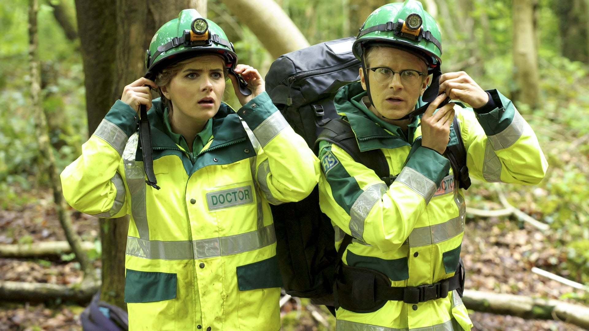 Casualty - Season 31 Episode 4 : Pride Comes Before a Fall