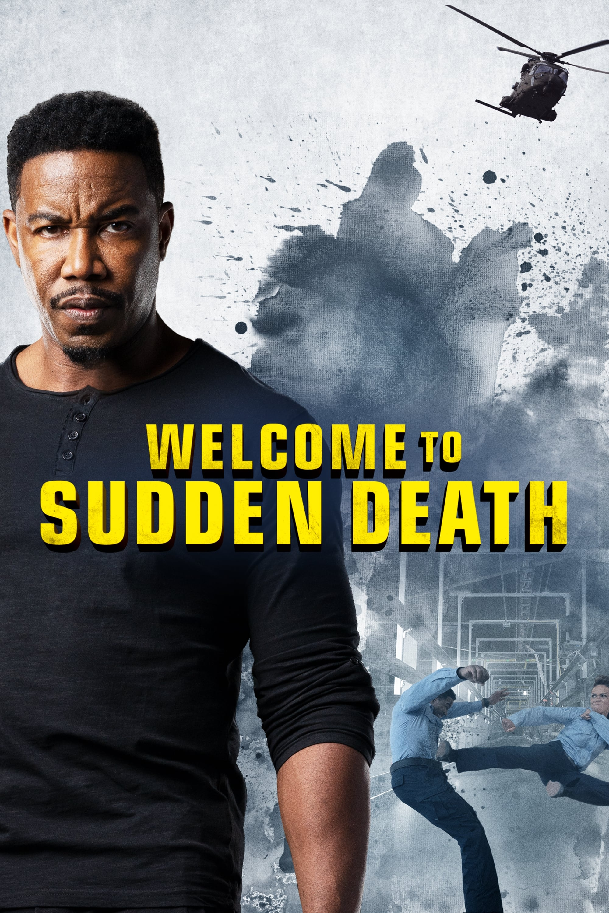 voir film Welcome to Sudden Death streaming
