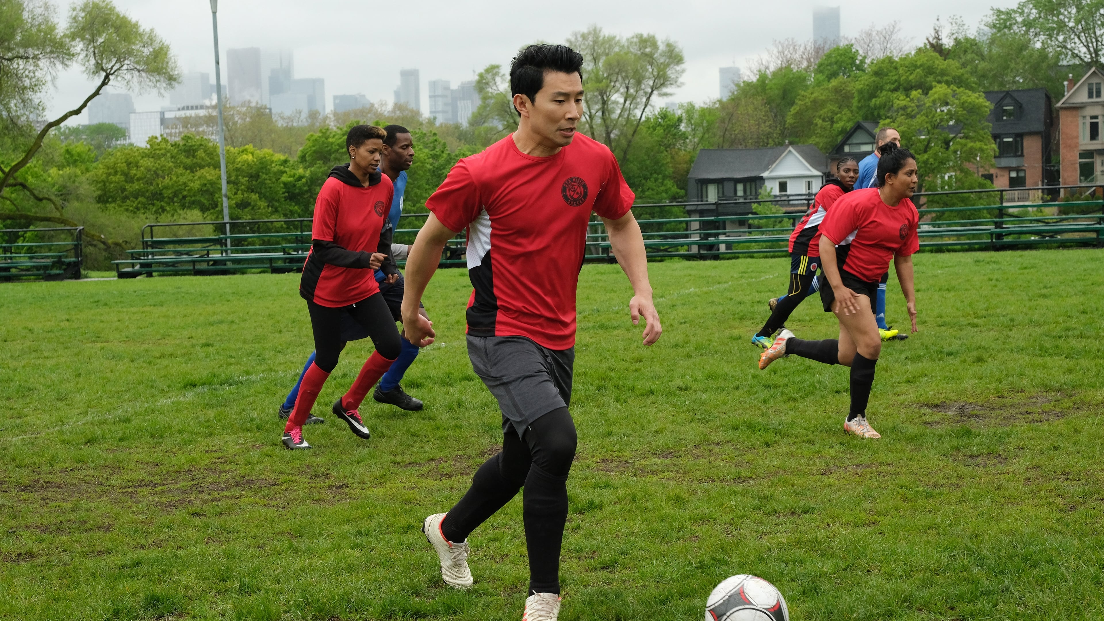 Kim's Convenience - Season 4 Episode 6 : Soccer Dad