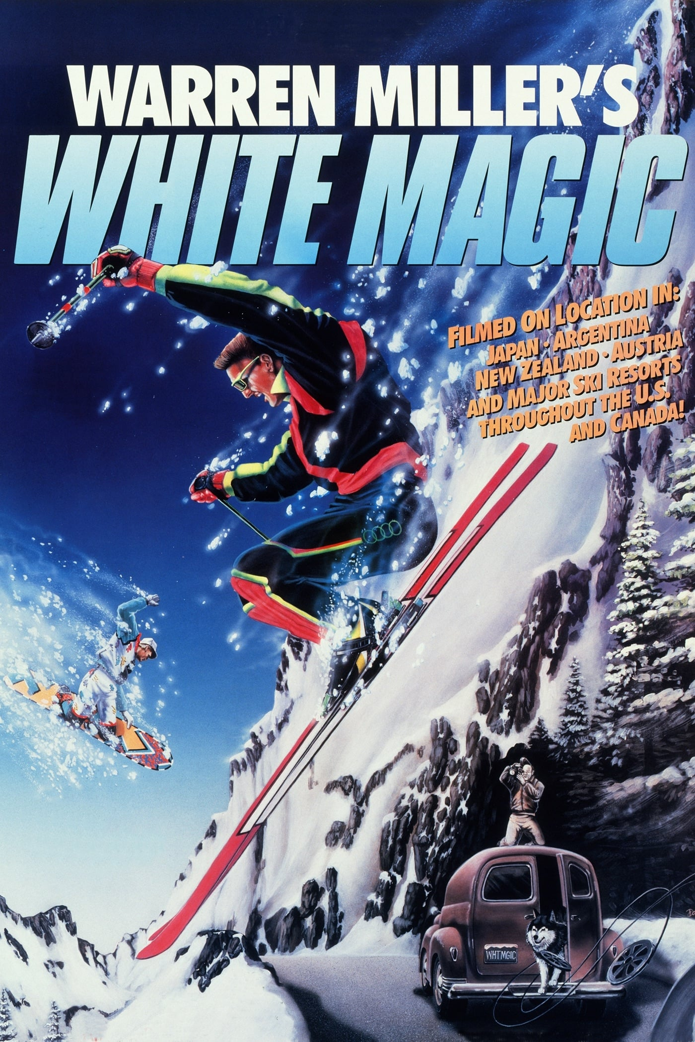 White Magic on FREECABLE TV
