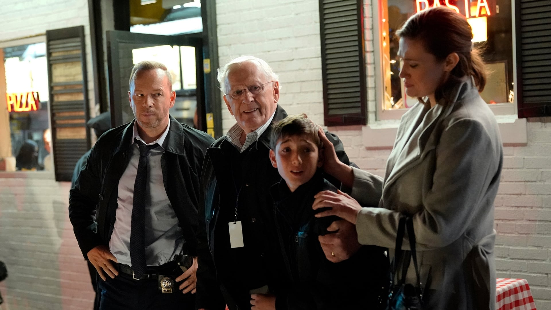 Blue Bloods - Season 10 Episode 8 : Friends in High Places