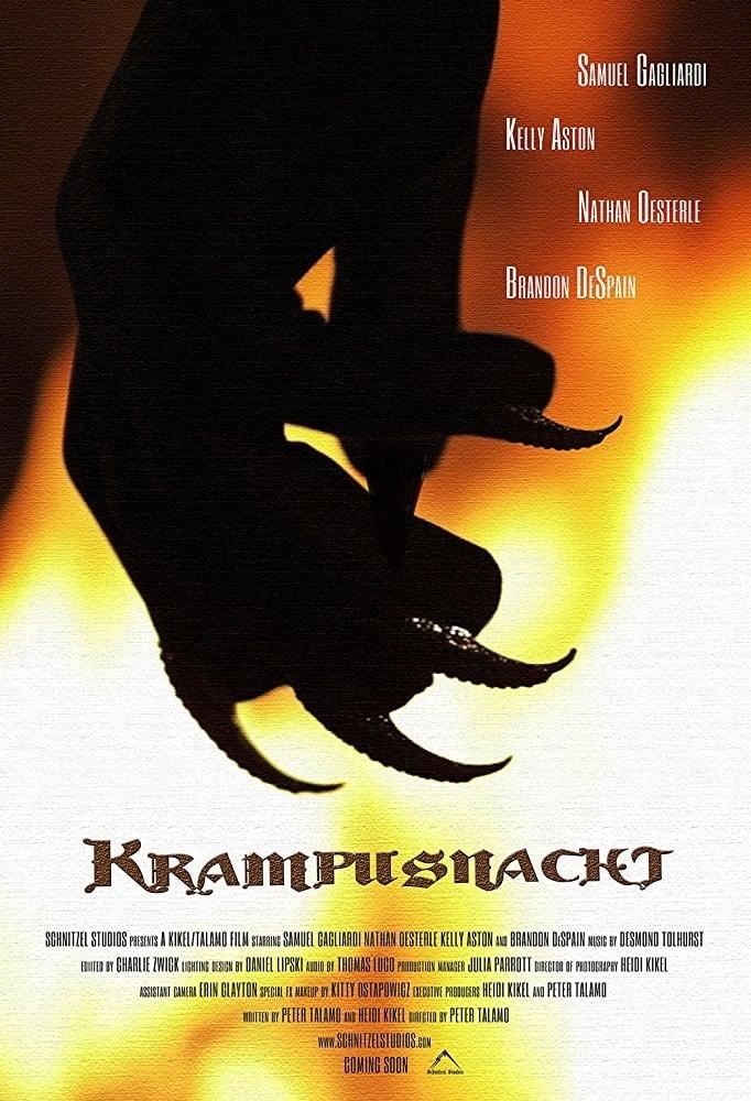 Ver Krampusnacht Online HD Español (2017)