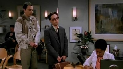 The Big Bang Theory Season 0 :Episode 1  Unaired Pilot