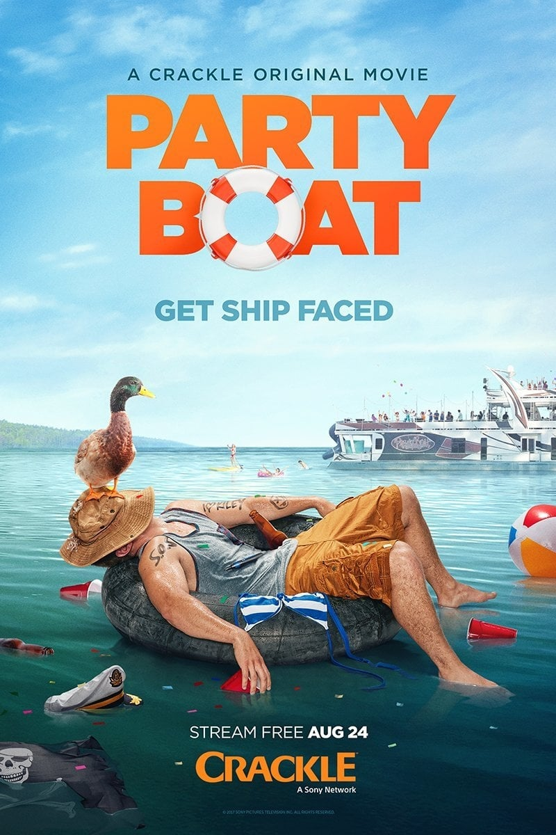Party Boat on FREECABLE TV