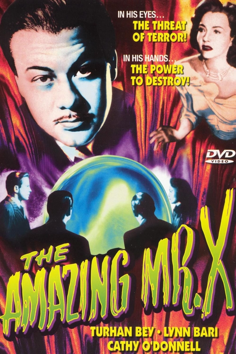 The Amazing Mr. X on FREECABLE TV
