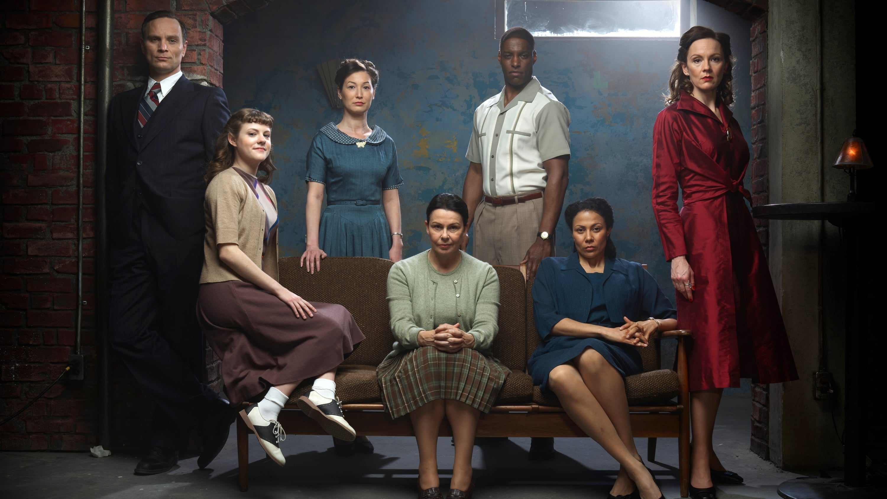 The Bletchley Circle: San Francisco S1 - Mystery | BritBox