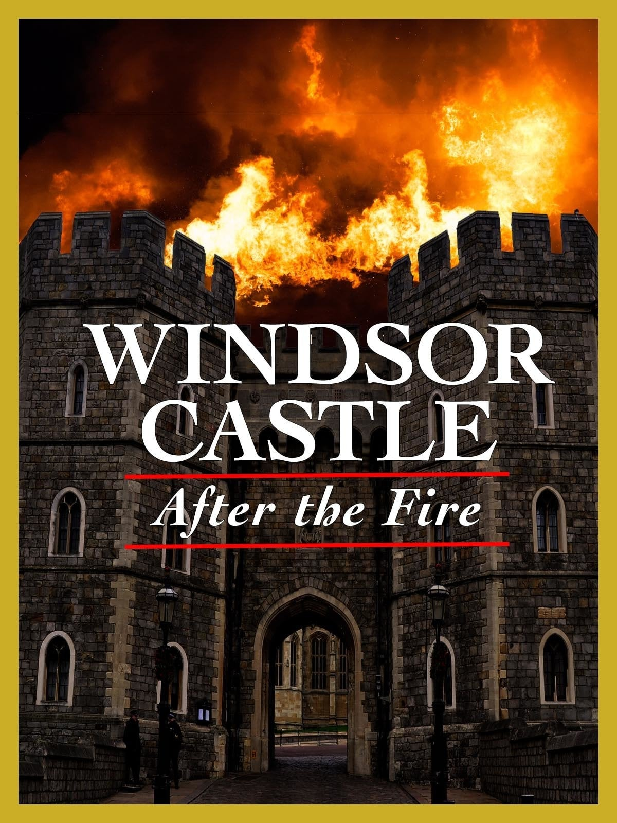 Windsor Castle: After the Fire on FREECABLE TV