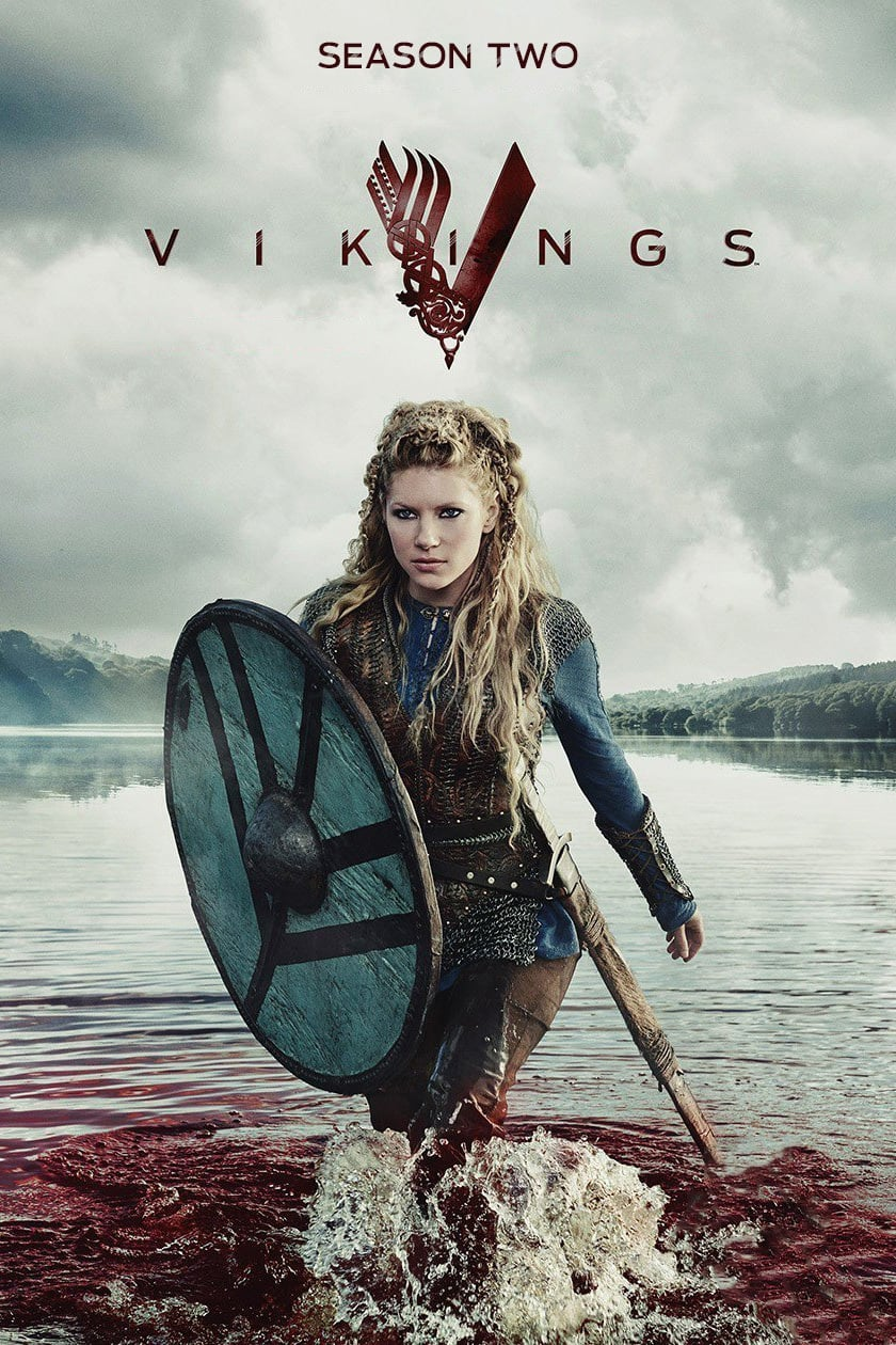 Vikings Complete Season 2