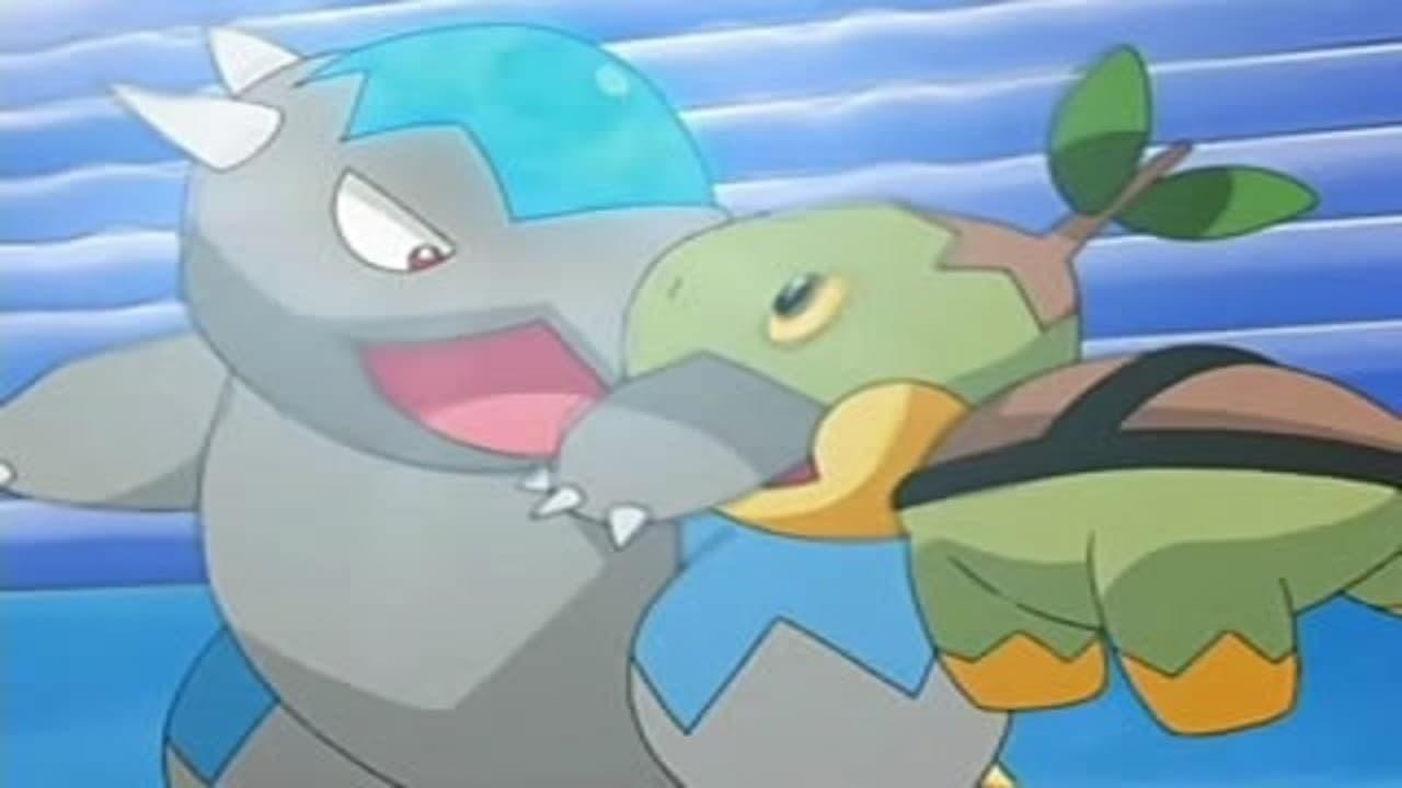Pokémon Season 10 :Episode 16  A Gruff Act to Follow!
