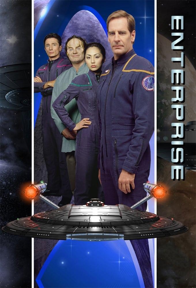 Star Trek: Enterprise TV Shows About Starship