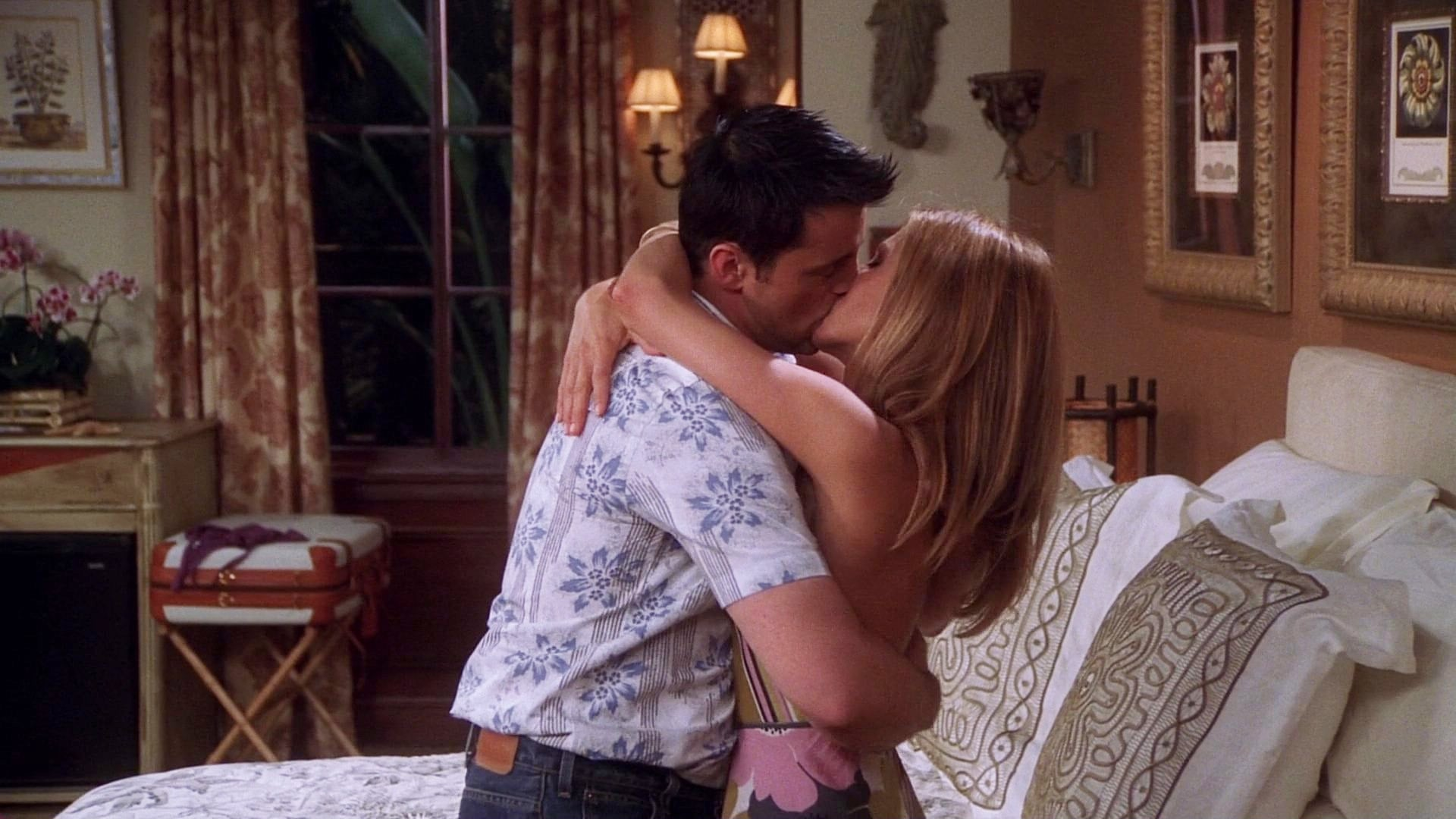 Friends Season 10 :Episode 1  The One After Joey and Rachel Kiss