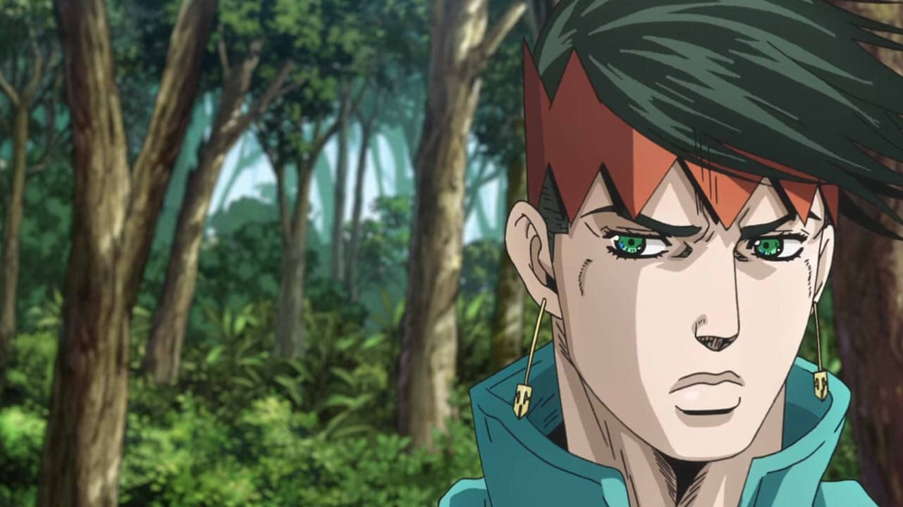 JoJo's Bizarre Adventure Season 0 :Episode 2  Thus Spoke Kishibe Rohan #2 :  Mutsu-kabe Hill