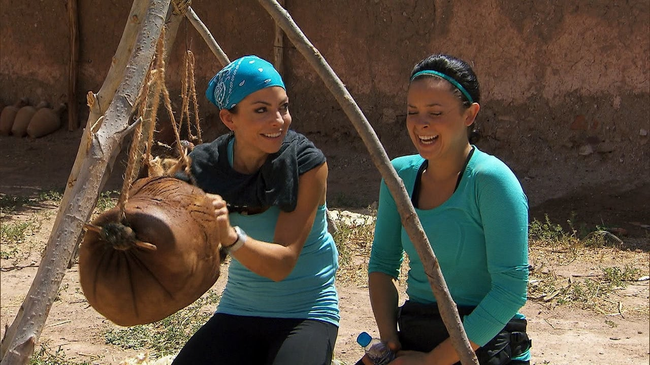 The Amazing Race Season 25 :Episode 6  I Feel Like I Just Kissed a Goat