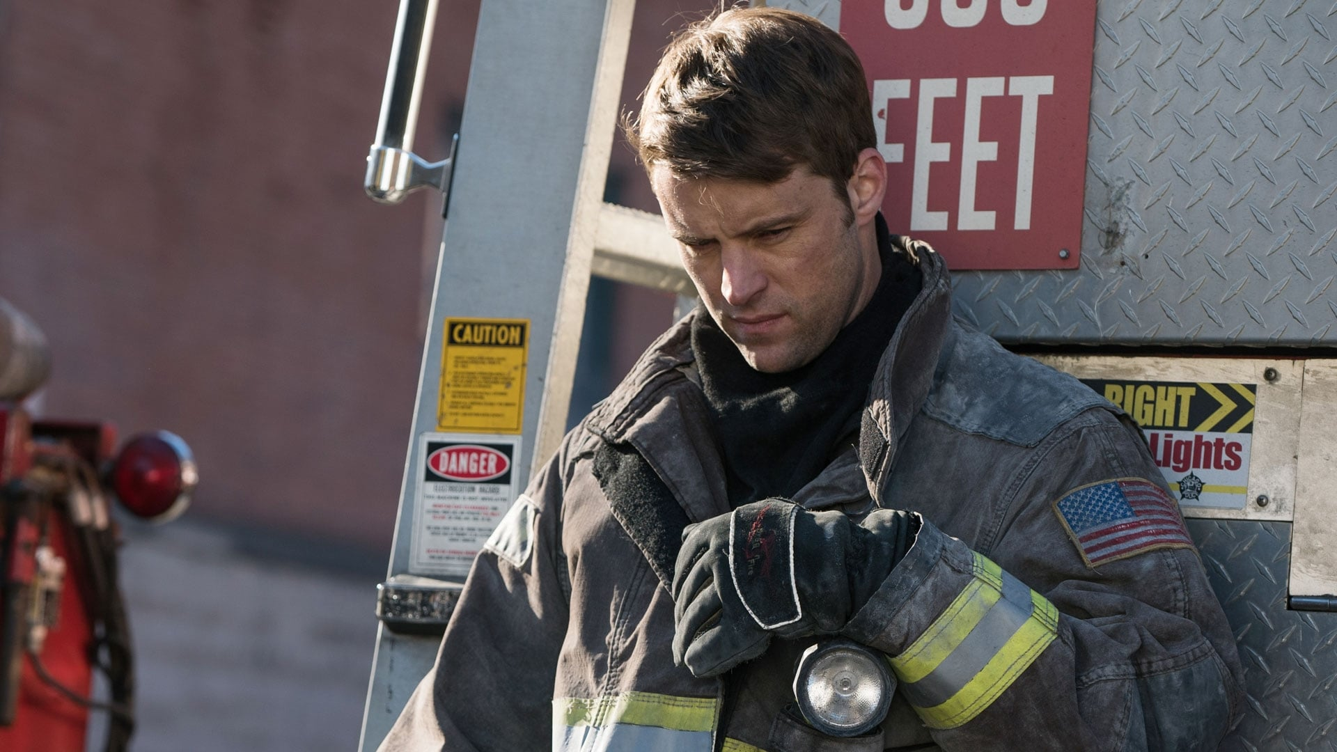 Chicago Fire - Season 5 Episode 11 : Who Lives and Who Dies