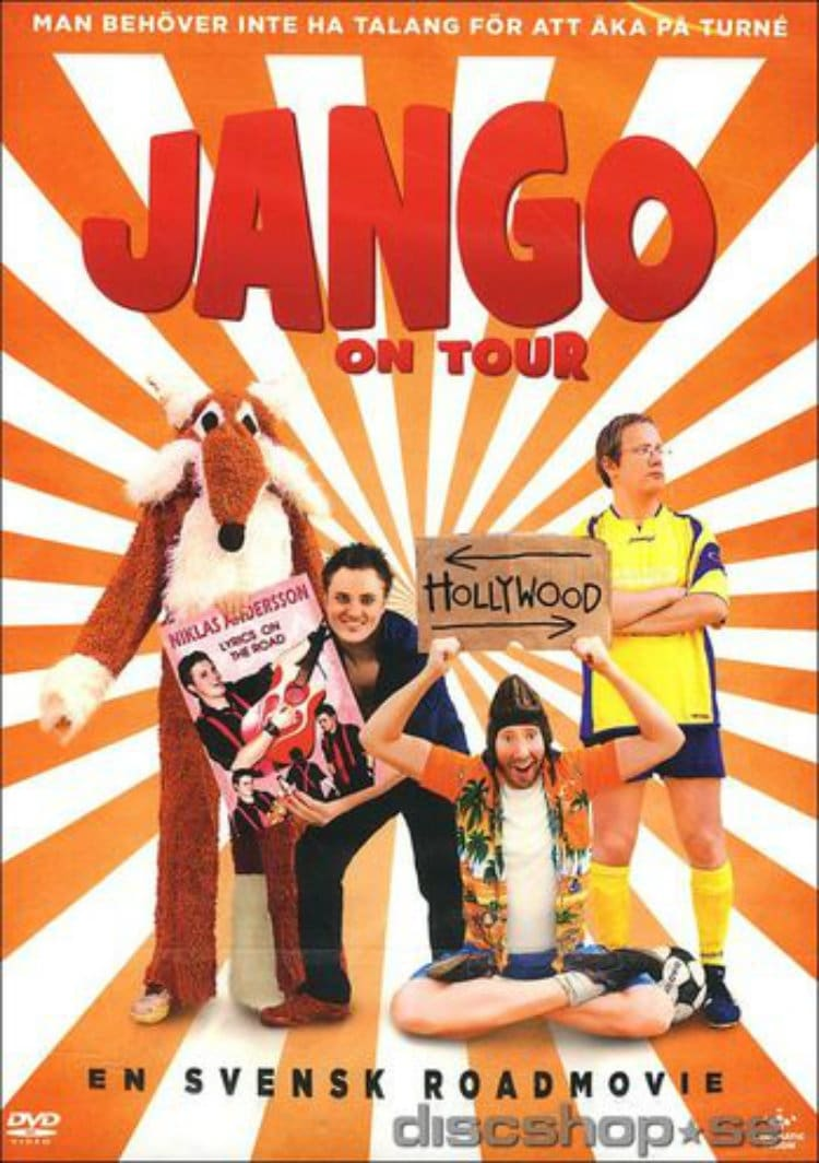 Ver Jango on Tour Online HD Español (2011)