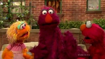 Sesame Street Season 39 :Episode 9  Telly the Tiebreaker