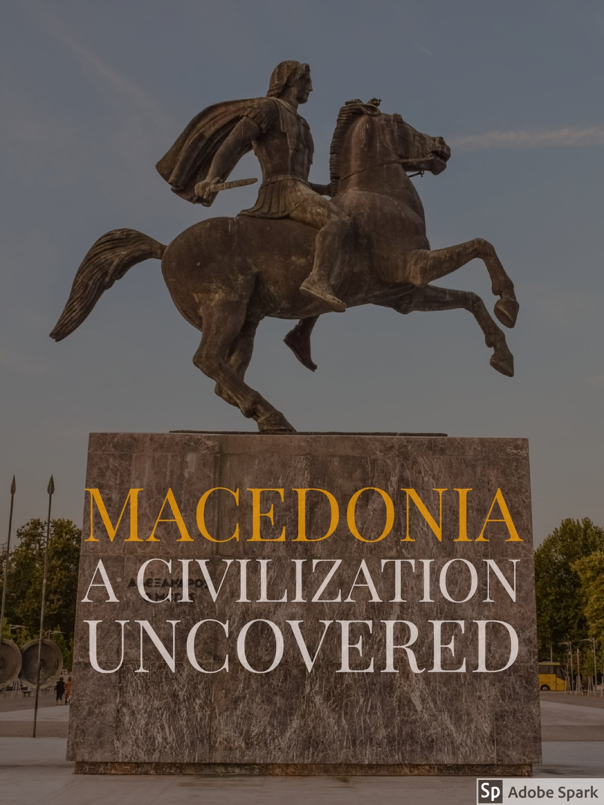 Ver Macedonia: A Civilization Uncovered Online HD Español ()