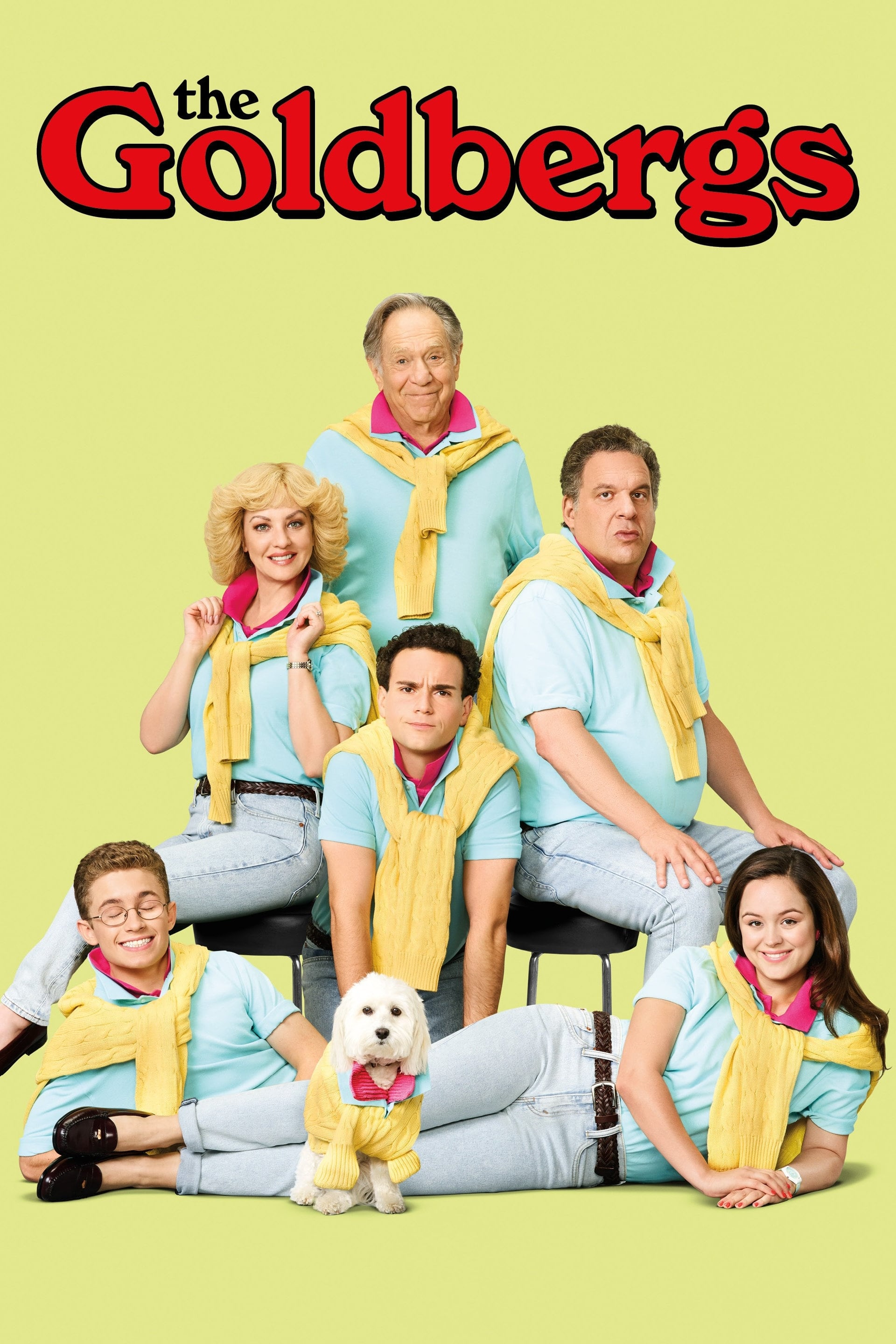 The Goldbergs Poster