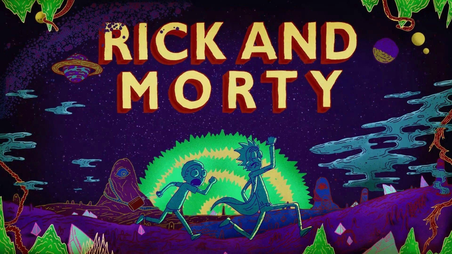Rick and Morty - Season 0 Episode 18 : Rick and Morty The Non-Canonical Halloween Adventures
