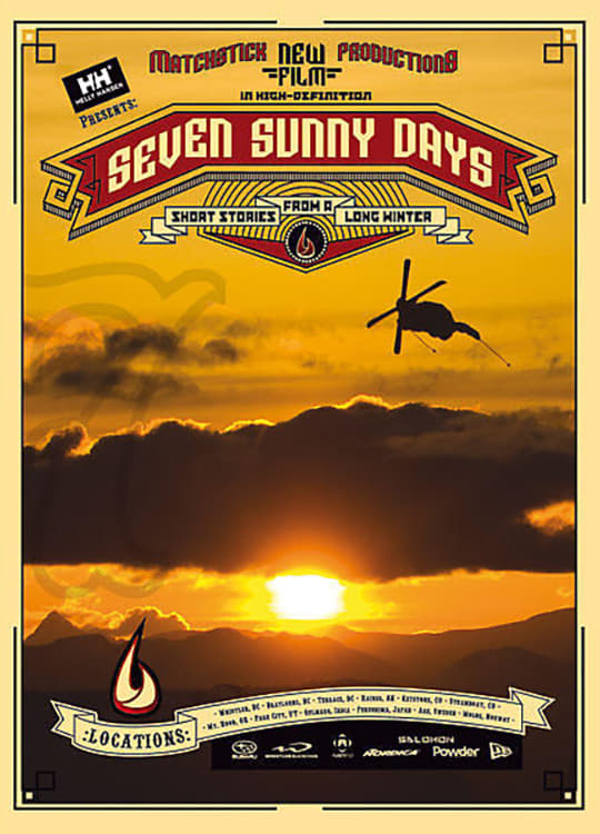 Seven Sunny Days on FREECABLE TV