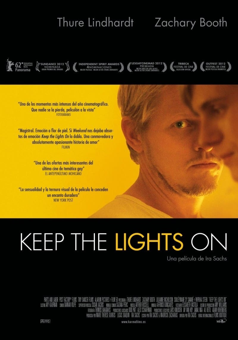 Keep The Lights On Stream