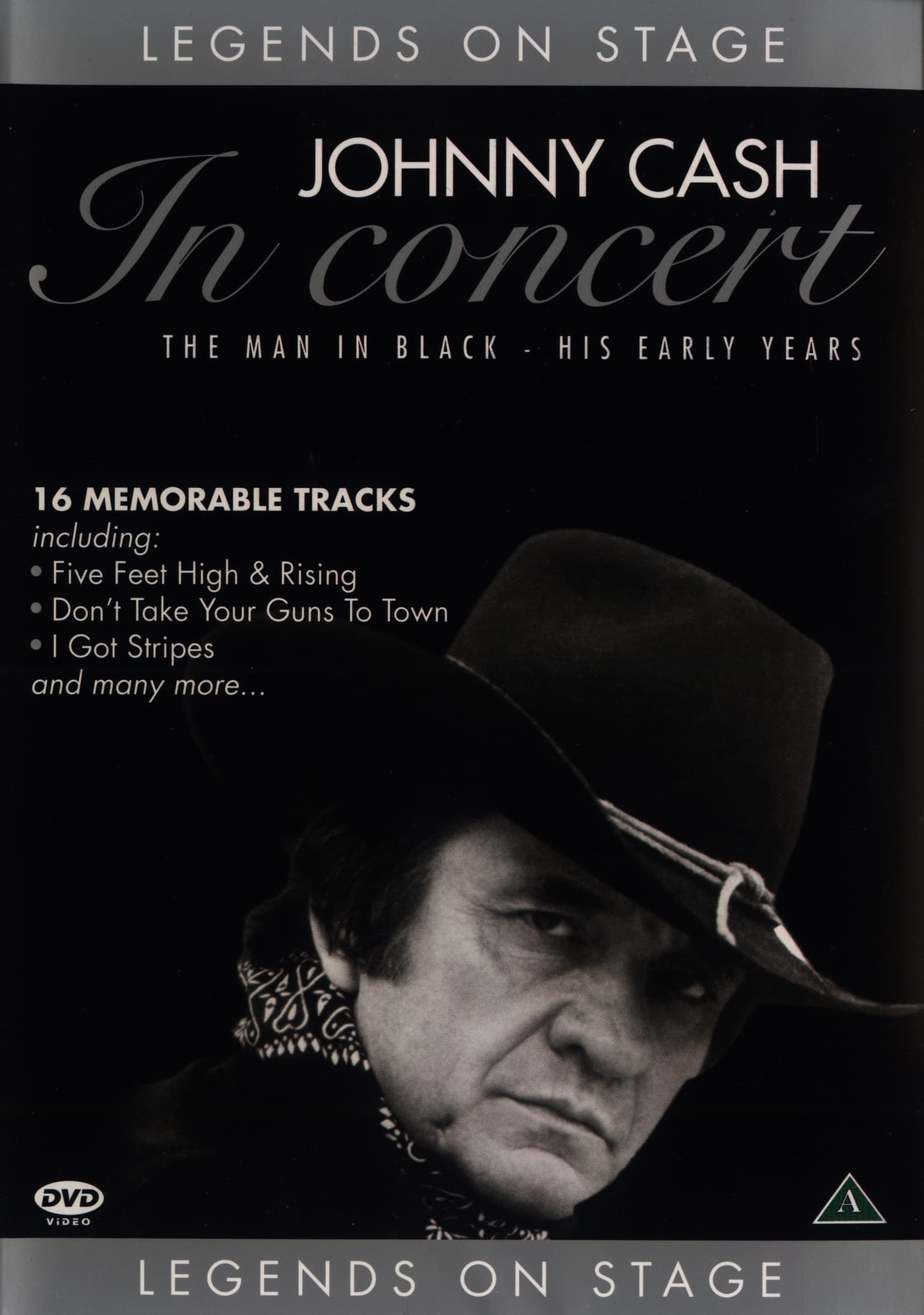 Johnny Cash: The Man in Black - His Early Years (2005)